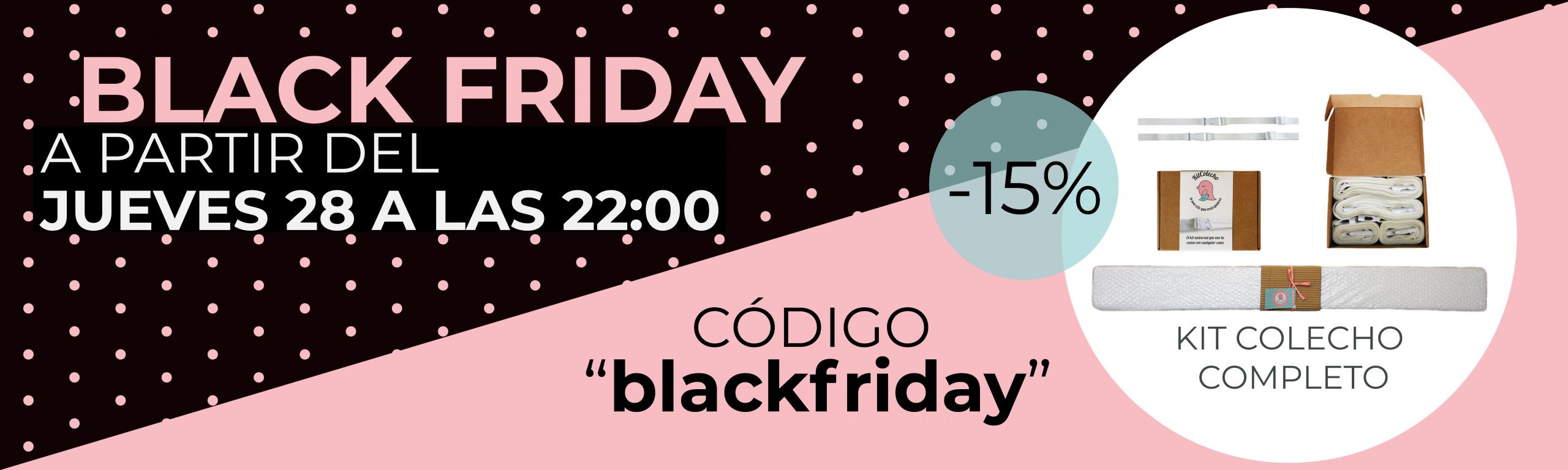 black friday kit colecho